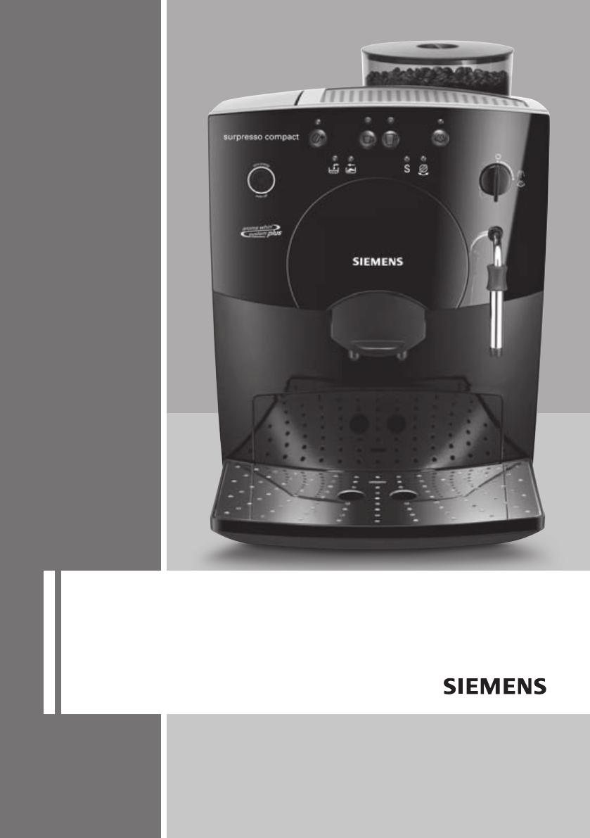 User Manual Siemens Tk53009 102 Pages