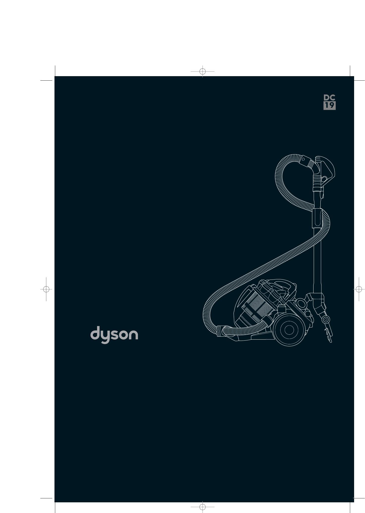 Инструкция dyson dc19 dyson dc62 эльдорадо