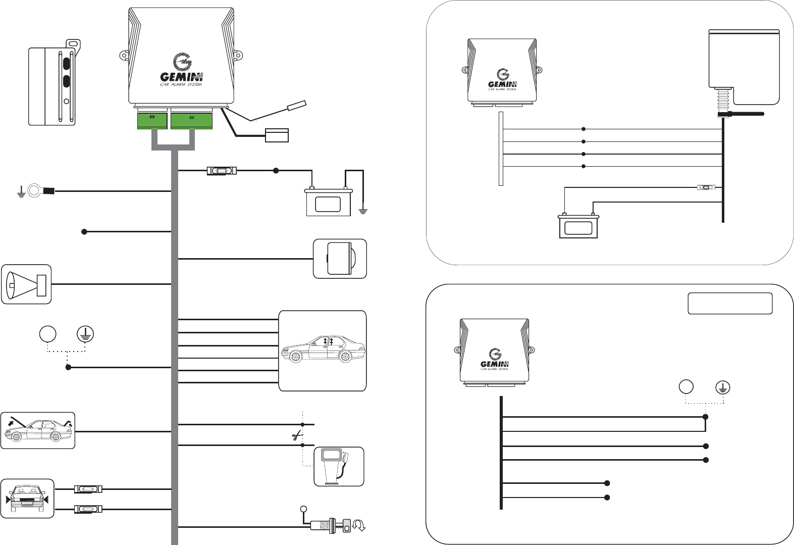 Gemini Car Alarm Wiring Diagram - 1992 Corvette Fuse Box Diagram - rccar- wiring.2010menanti.jeanjaures37.fr   Gemini Car Alarm Wiring Diagram      Wiring Diagram Resource