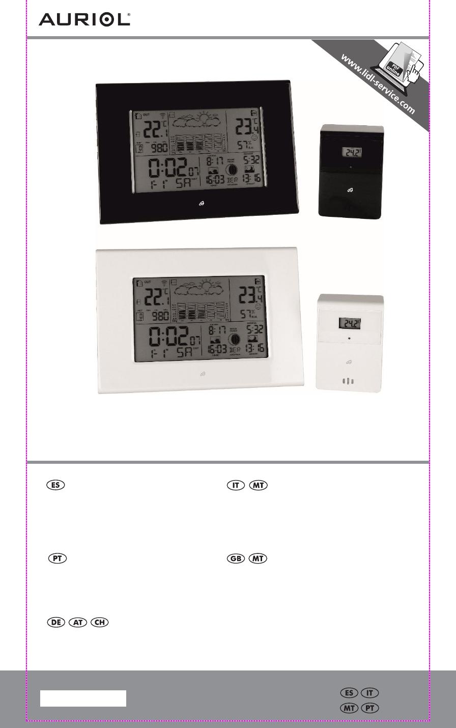 Auriol 4 Ld4437 Manual