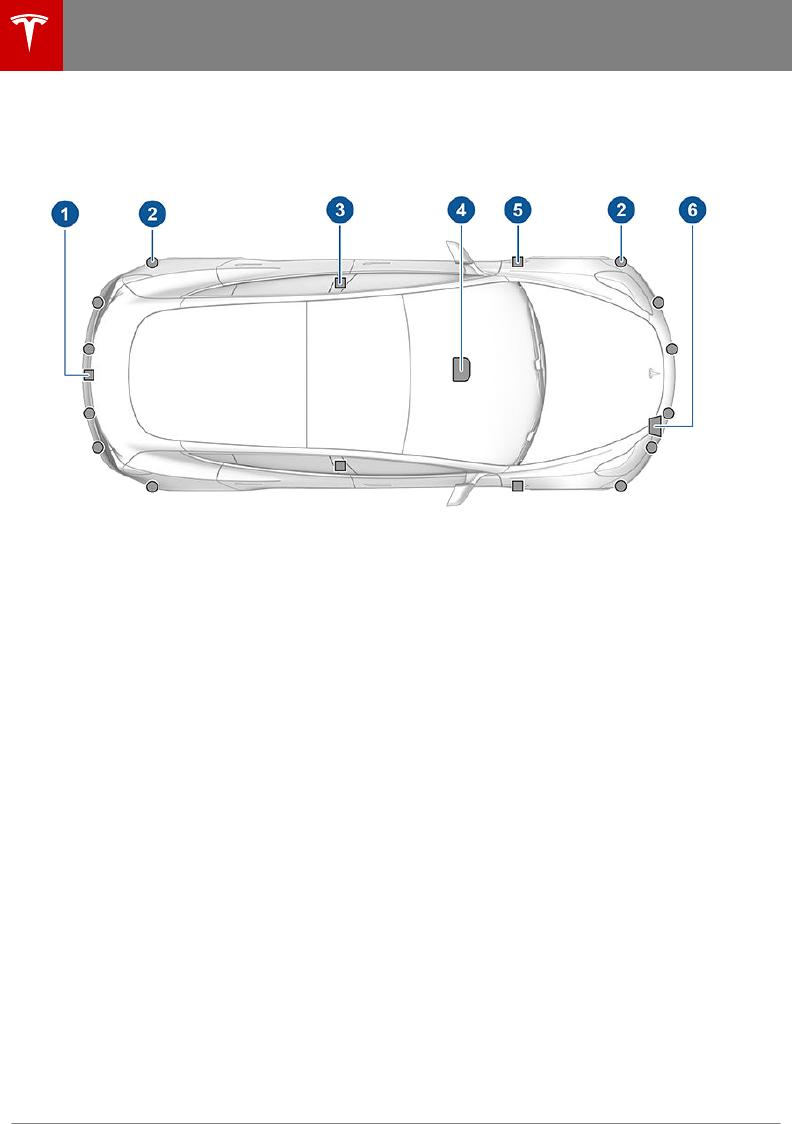 User manual Tesla Model 3 (2019) (184 pages)