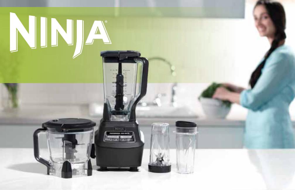 Ninja Mega Kitchen System Customer Service And Warranty