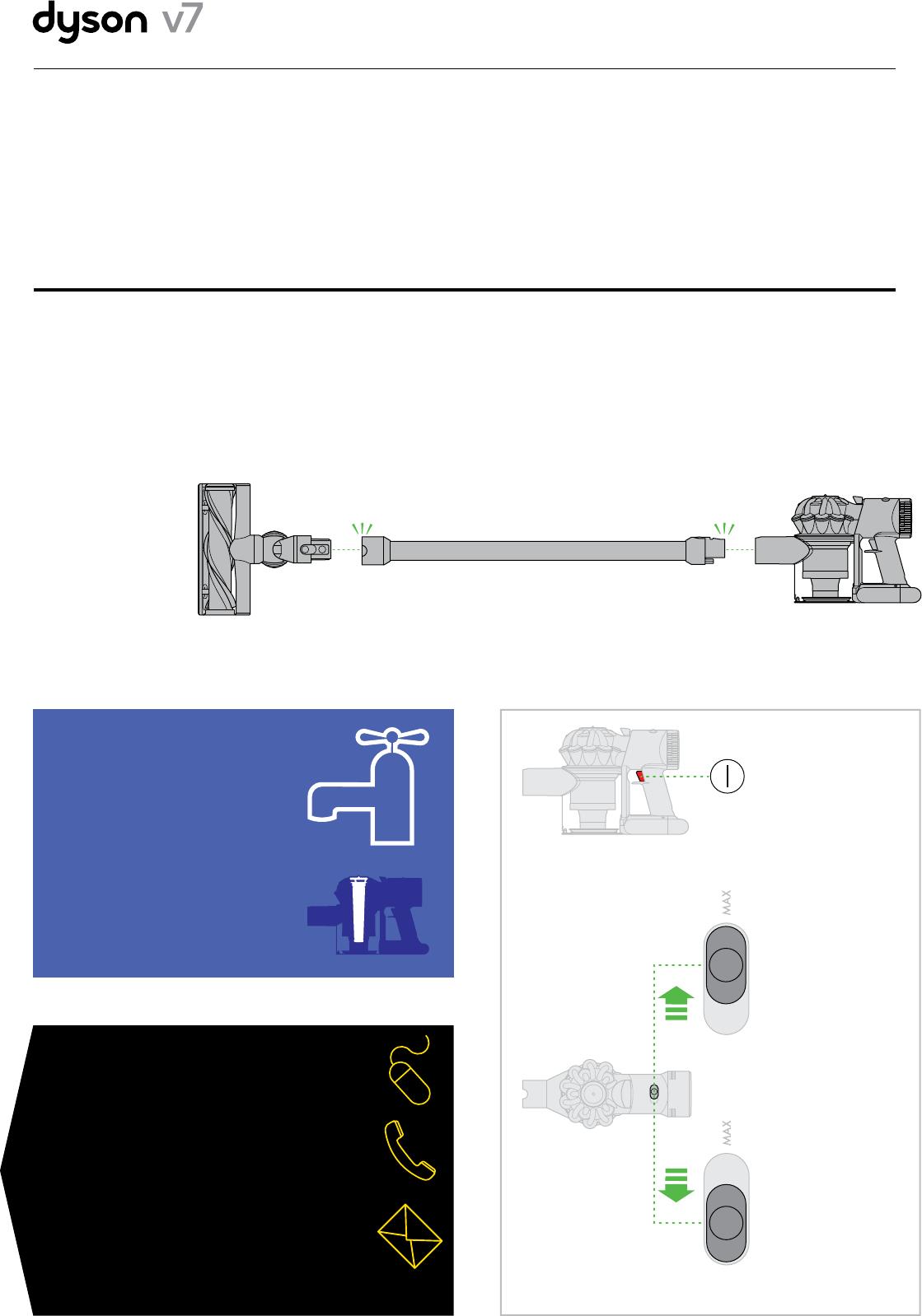 Кондиционер дайсон инструкция dyson на трубе